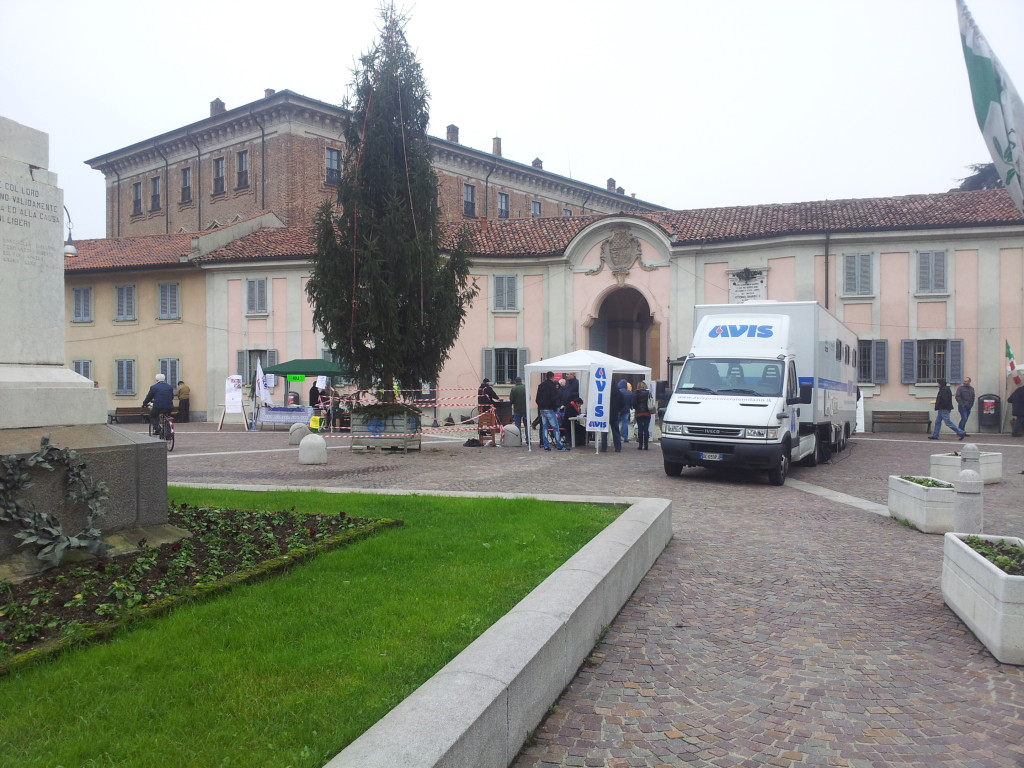 Autoemoteca Piazza Lainate
